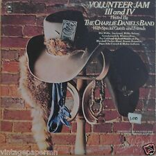 The Charlie Daniels Band Vol. Jam III And IV 1978 Vinyl LP Epic Records E2 35368
