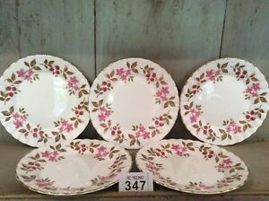 Royal-Stafford-Fragrance-16-5cm-5-X-Tea-Plates