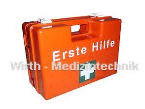 Details Zu Erste Hilfe Koffer Verbandskasten Din 13169 Baustelle Arbeit Schule Betrieb