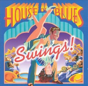 House-Of-Blues-Swings-Various-Artists-New-CD-1999-on-HOB-51416-1443-2