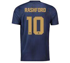 4d07b0fb1 item 7 Manchester United FC Official Football Gift Mens Third Away Kit Shirt  2018 2019 -Manchester United FC Official Football Gift Mens Third Away Kit  ...