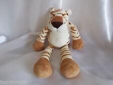 Doudou tigre marron, blanc, Gund