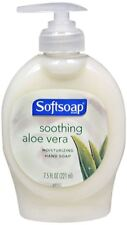Softsoap Moisturizing Hand Soap Soothing Aloe Vera 7.50 oz