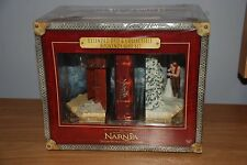 The Chronicles Of Narnia Limited Edition DVD & Bookends Gift Box Set PAL sealed