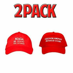 62c08f0ba2e Image is loading Russian-Make-America-Great-Again-Hat-Anti-Trump-