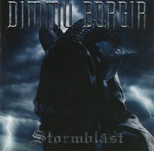 Dimmu-Borgir-Stormblast-CD-SEALED-Symphonic-Black-Metal-Album