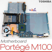 MOTHERBOARD NOTEBOOK TOSHIBA PORTEGE Portégé  M100 P000404870 MAINBOARD NEW 014