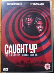 Caught-Up-DVD-1998-Urban-Crimen-Suspense-Pelicula-de-Cine-con-II-Cool-J