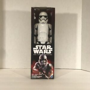 Star-Wars-The-Force-Awakens-STORMTROOPER-12-Action-Figure-Hasbro-NEW-IN-BOX