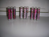 X3tubes Mad Gabs Moose Shimmer Naturally Tinted Lip Shimmer Pick Rose Plum Pink