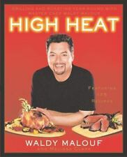 High Heat: Grilling and Roasting Year-Round with Master Chef Waldy Mal-ExLibrary