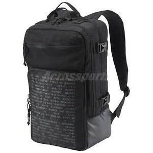 Image is loading Reebok-Les-Mills-Backpack-Training-Workout-Fitness-Gym- e8971e85cad70