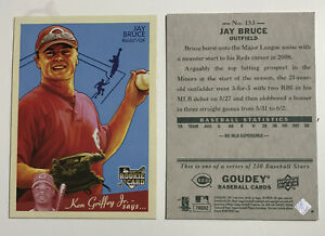 2008-Upper-Deck-Goudey-Jay-Bruce-153-Cincinnati-Reds