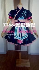 cc871f1649cd7 Alice: Madness Returns Alice Madness Returns Cosplay Costume silk ...