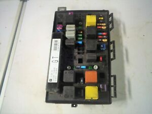 astra mk5 vxr z20leh engine bay fuse box, gt code. would need coding to  your car | ebay  ebay