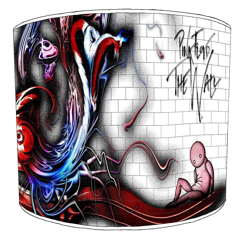 rosa Floyd Modelli Paralumi, Ideale da Abbinare Muro, Muro, Muro, Decalcomania & Adesivi 059fca