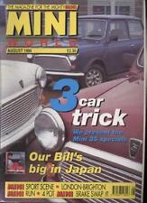 MINI WORLD MAGAZINE - August 1994