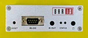 Network Audio Encoder Barix Instreamer 100