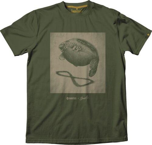 XL T-Shirt Navitas NTTT4815 Stannart Shadow Tee Gr