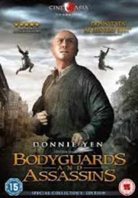 Bodyguards And Assassins (DVD, 2012)