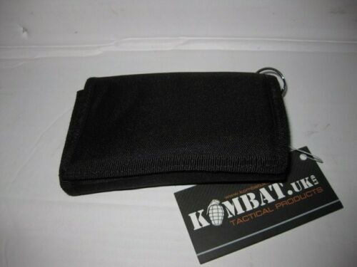 Wallet military brand Kombat military products with long chain webbing