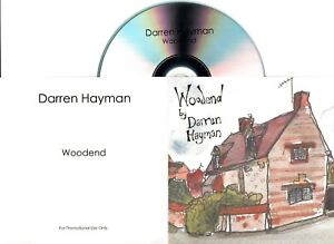 DARREN-HAYMAN-Woodend-2017-UK-1-trk-promo-test-CD-Papernut-Cambridge
