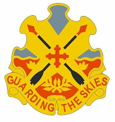 69th Air Defense Artillery Brigade Sticker Military Armed Forces R627