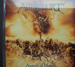 AGINCOURT-039-Angels-Of-Mons-039-CD-2011