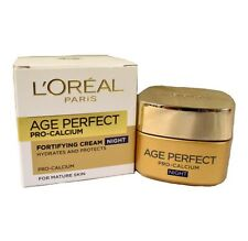 L'Oreal Age Perfect Pro-Calcium Fortifying Night Cream 50ml