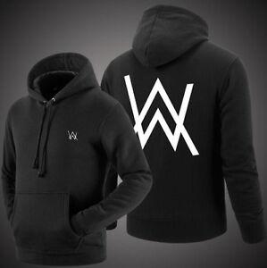 Alan walker faded top dawg dreamville logo hoodie hooded sweatshirt image is loading alan walker faded top dawg dreamville logo hoodie stopboris Image collections