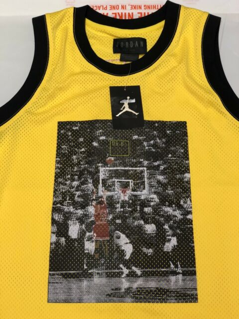 0bb798e6ff2 Nike Air Jordan Lifestyle Last Shot Mesh Mens Tank Top Vest Jersey With Tags  LRG for sale online | eBay