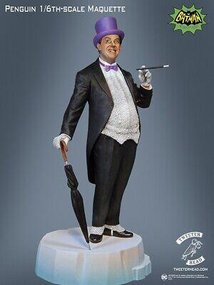 Tweeterhead Penguin Batman Statue Maquette 1966 TV Series Statue New In Stock