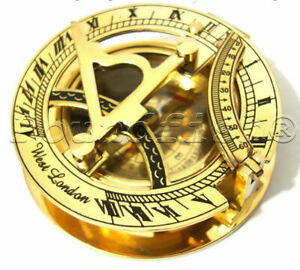 NAUTICAL-BRASS-POCKET-SUNDIAL-WITH-MAGNETIC-COMPASS-NAUTICAL-gift