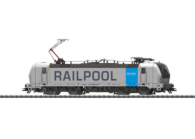 Trix 22190 elektrolokomotive BR 193 RAILPOOL Merce Nuova