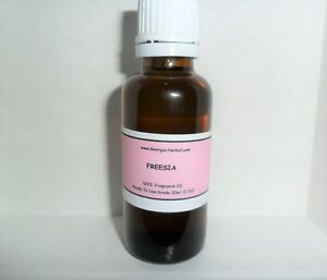 Freesia-Fragrance-Oil-Uncut-U-Pick-Size-for-Soap-Making-Candles-Crafts