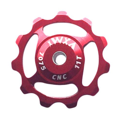 2x Jockey Wheel 11T//13T MTB Road Bike Bicycle Cycling Parts Spare Derailleurs