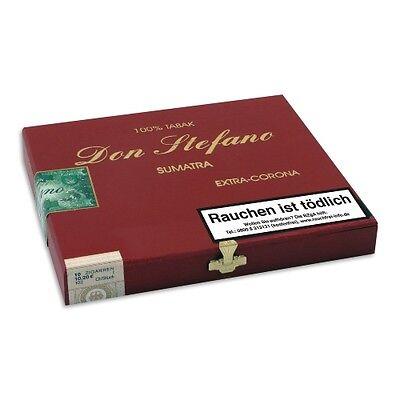 Don Stefano Extra Corona Sumatra 10 Zigarren / 23242