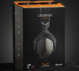 ffb26af24bc1cf V-MODA Crossfade Wireless Bluetooth Over-Ear 3D Headphone - Gunmetal ...