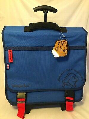 Skylanders Swap Force Travel Trolley Wheeled Bag luggage