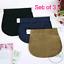 Maternity-Waist-Extender-Bundle-Set-Trousers-Pregnant-Pregnancy-Jeans-Waistband thumbnail 1