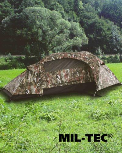 Mil-Tec EINMANNZELT RECOM MULTITARN Zelt Outdoor Camping