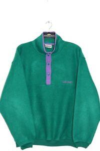 xl Adidas di Green vintage formato Original 80's Maglioni Spell Out x6RwqzE