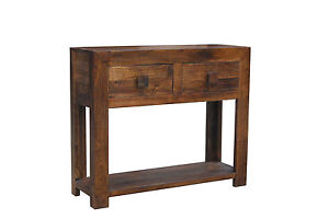 Brand-New-Dakota-Console-Table-Solid-Mango-Wood-SSDCON2D