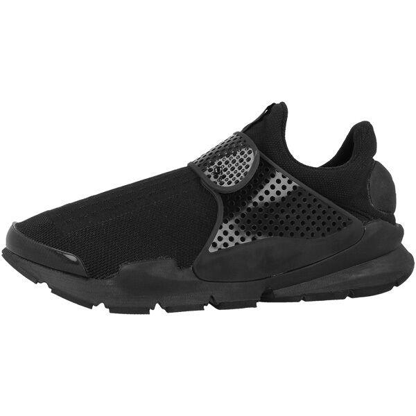 Zapatos promocionales para hombres y mujeres Nike Sock Dart Schuhe Sneaker 819686-001 black volt Premium 97 Classic Huarache