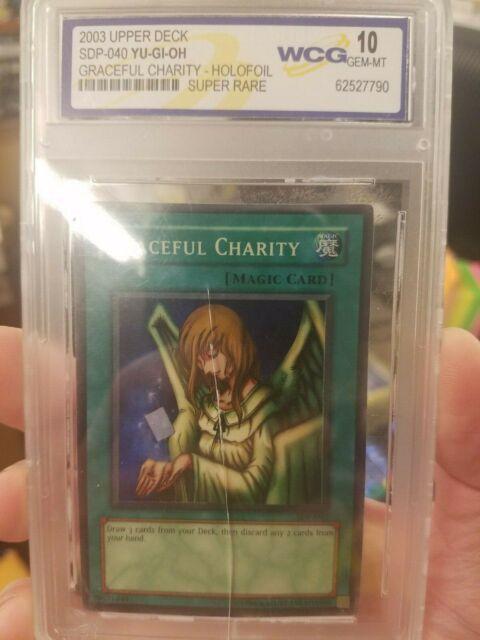 Yu-Gi-Oh Japanese BC-44 Graceful Charity Super Rare