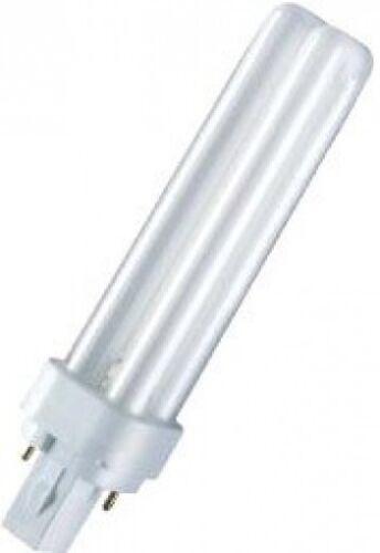 Osram Leuchtstofflampe G24D-1 DULUX D 13W//865