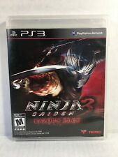 Ninja Gaiden 3 Razor S Edge Sony Playstation 3 2013 For Sale Online Ebay