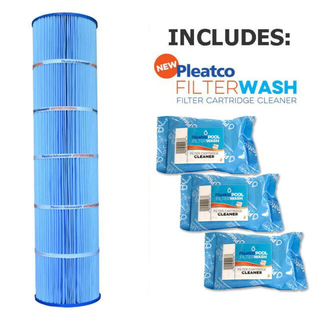 Pleatco PA75-M Microban Pool Replacement Cartridge Filter Hayward StarClear C750