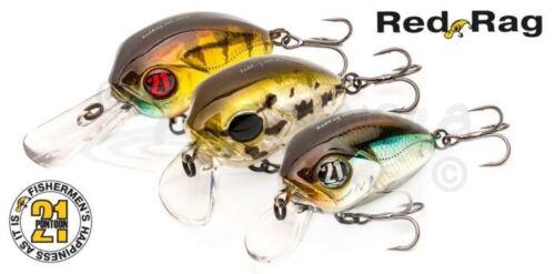 crankbait Pontoon 21 red rag fish swimmer 36f-mdr