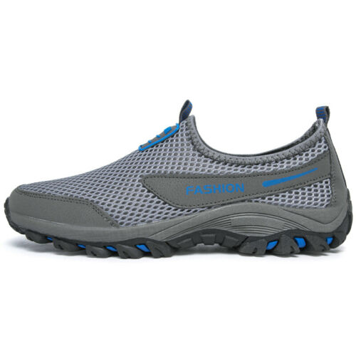 Men/'s Hiking Shoes Trekking Shoes Outdoor Shoes Mesh Hiking Shoes Running Shoes